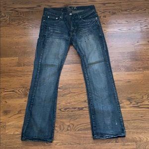 Men's Helix Slim Boot Jeans 30/32
